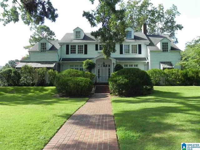 818 Glenwood Terrace, Anniston, AL 36207 (MLS #1295861) :: Sargent McDonald Team