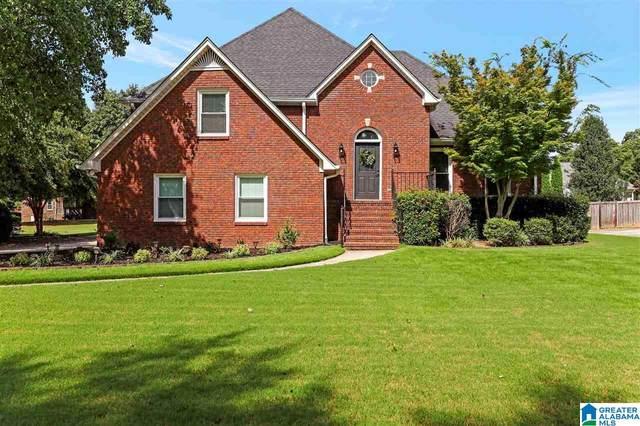 318 Kensington Avenue, Trussville, AL 35173 (MLS #1295866) :: Bentley Drozdowicz Group