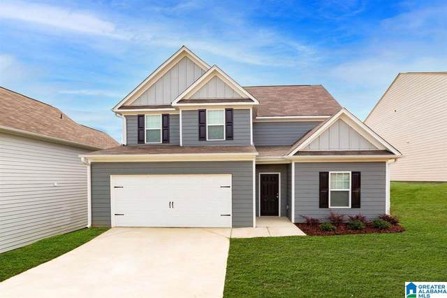 10 Smith Glen Drive, Springville, AL 35146 (MLS #1296022) :: Howard Whatley