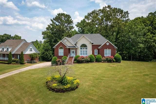 7901 Water Oak Circle, Pinson, AL 35126 (MLS #1296309) :: Josh Vernon Group