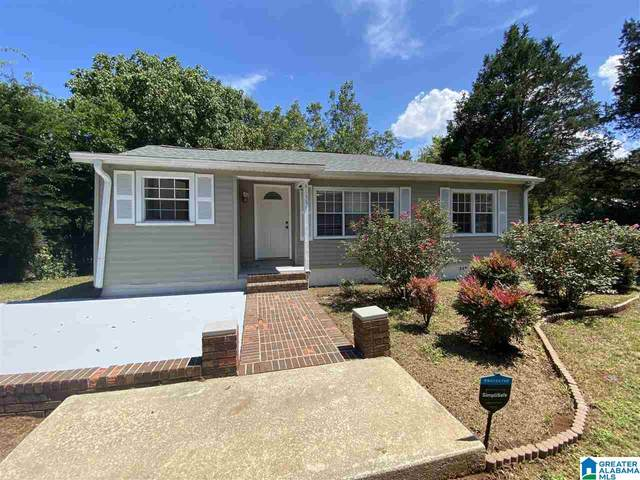 4111 Main Street, Pinson, AL 35126 (MLS #1296315) :: Lux Home Group