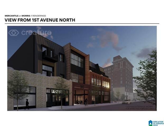 2212 Morris Avenue #205, Birmingham, AL 35203 (MLS #1297040) :: Josh Vernon Group