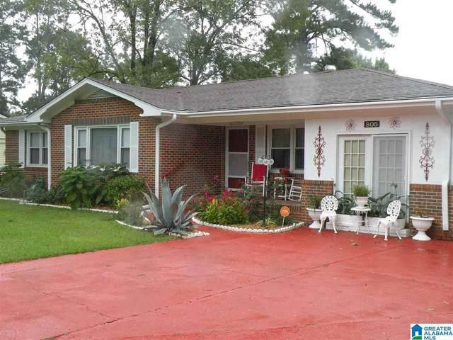805 Magnolia Drive, Sylacauga, AL 35150 (MLS #1297079) :: Josh Vernon Group