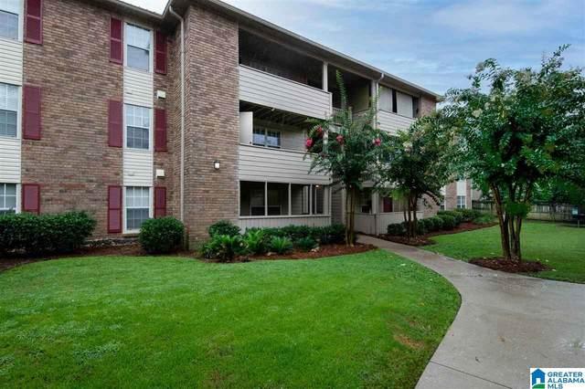 1301 Patton Creek Drive #1301, Hoover, AL 35226 (MLS #1297140) :: Josh Vernon Group