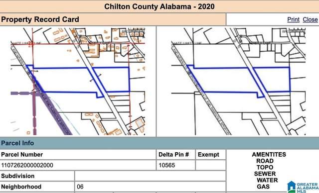 0 Highway 31 Land, Clanton, AL 35045 (MLS #1297275) :: JWRE Powered by JPAR Coast & County