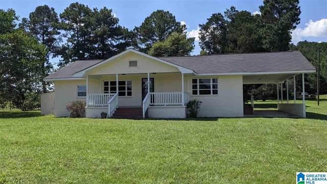 6594 Childersburg Fayetteville Highway, Childersburg, AL 35044 (MLS #1297333) :: Lux Home Group