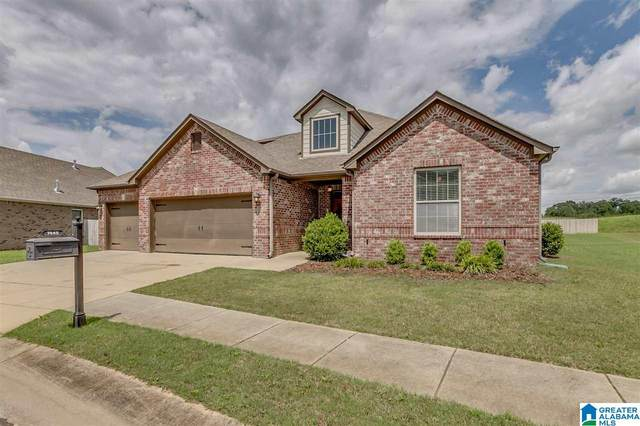 7445 Gristmill Circle, Mccalla, AL 35111 (MLS #1297511) :: Kellie Drozdowicz Group