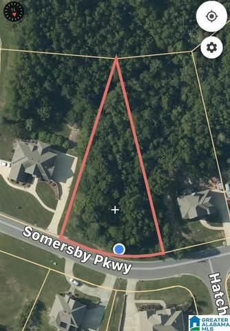 5411 Somersby Parkway #132, Pinson, AL 35126 (MLS #1297637) :: Howard Whatley