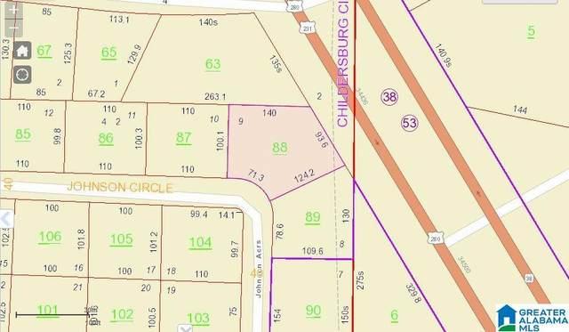 Lot Highway 280 #9, Childersburg, AL 35044 (MLS #1297774) :: Kellie Drozdowicz Group