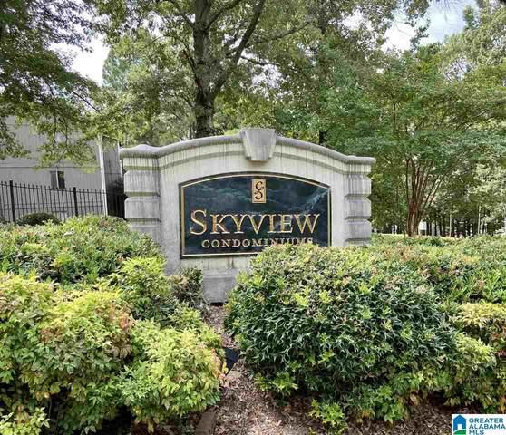 408 Skyview Drive K, Birmingham, AL 35209 (MLS #1297797) :: Howard Whatley