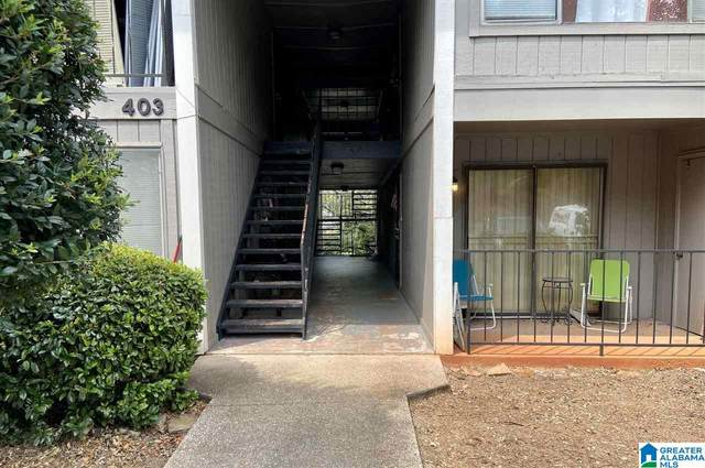 403 Skyview Drive C, Birmingham, AL 35209 (MLS #1297798) :: Bailey Real Estate Group