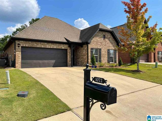 1072 Pine Valley Drive, Calera, AL 35040 (MLS #1298112) :: Lux Home Group
