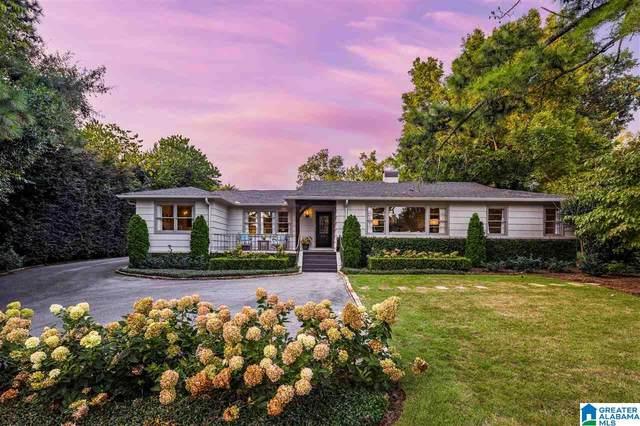 2208 Southwood Road, Vestavia Hills, AL 35216 (MLS #1298195) :: Lux Home Group