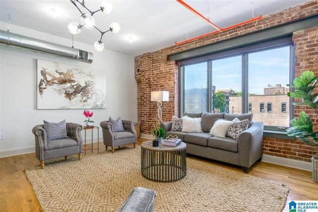 2416 1ST AVENUE #13, Birmingham, AL 35203 (MLS #1298304) :: Bailey Real Estate Group