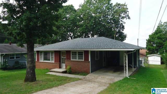 3004 Brighton Avenue, Anniston, AL 36207 (MLS #1298317) :: Howard Whatley