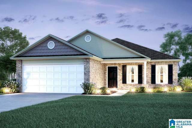 1110 Brookhaven Drive, Odenville, AL 35120 (MLS #1298323) :: Josh Vernon Group