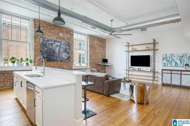 113 22ND STREET N #205, Birmingham, AL 35203 (MLS #1298335) :: Bailey Real Estate Group