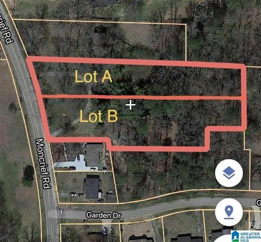 1913 Moncrief Road A, Gardendale, AL 35071 (MLS #1298415) :: Krch Realty