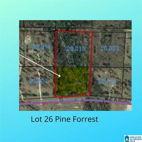 0 Shanks Drive Lot 26, Maplesville, AL 36750 (MLS #1298609) :: Lux Home Group