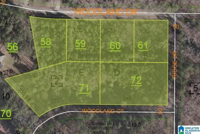 0 Woodland Drive Lots 58-61, 71-, Weaver, AL 36277 (MLS #1298642) :: Bailey Real Estate Group