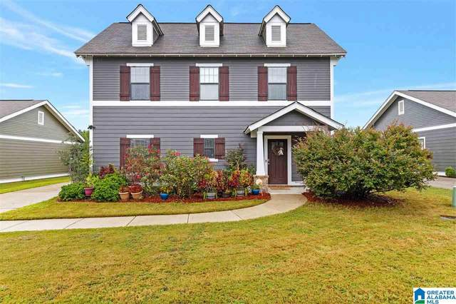 616 Enclave Lane, Calera, AL 35040 (MLS #1298819) :: Lux Home Group