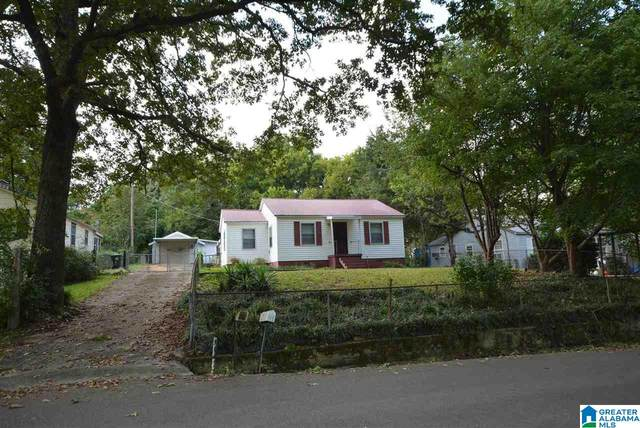 4106 Ridge Drive, Anniston, AL 36206 (MLS #1298839) :: Krch Realty