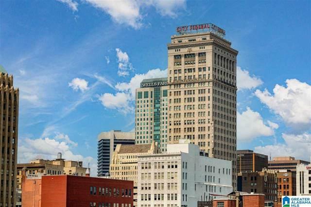 2024 2ND AVENUE #1201, Birmingham, AL 35203 (MLS #1299064) :: EXIT Magic City Realty