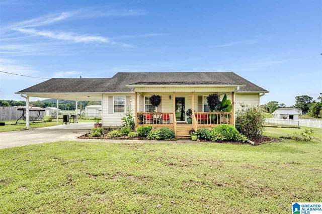 145 County Road 411, Cullman, AL 35057 (MLS #1299080) :: Krch Realty