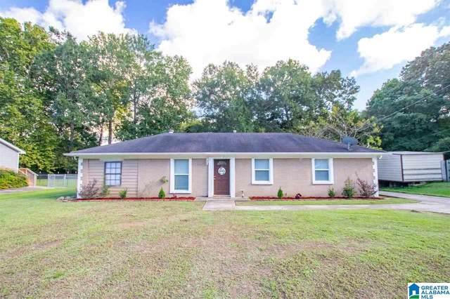 553 Creekview Drive, Pelham, AL 35124 (MLS #1299143) :: LocAL Realty
