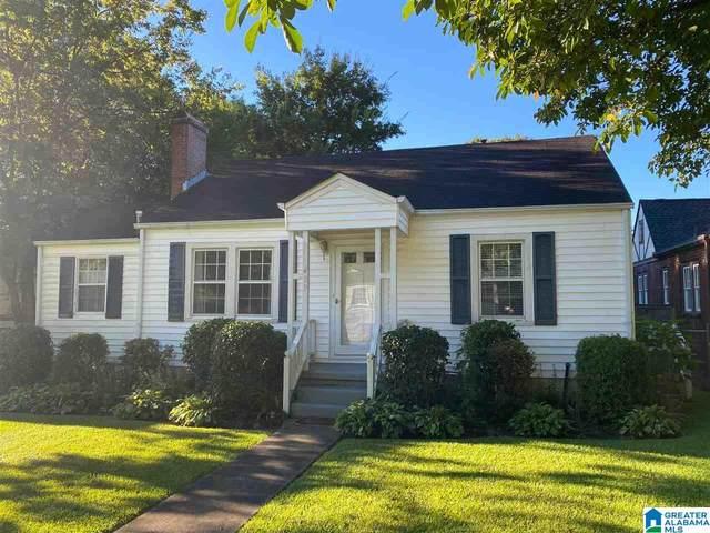 409 Sterrett Avenue, Homewood, AL 35209 (MLS #1299274) :: Lux Home Group
