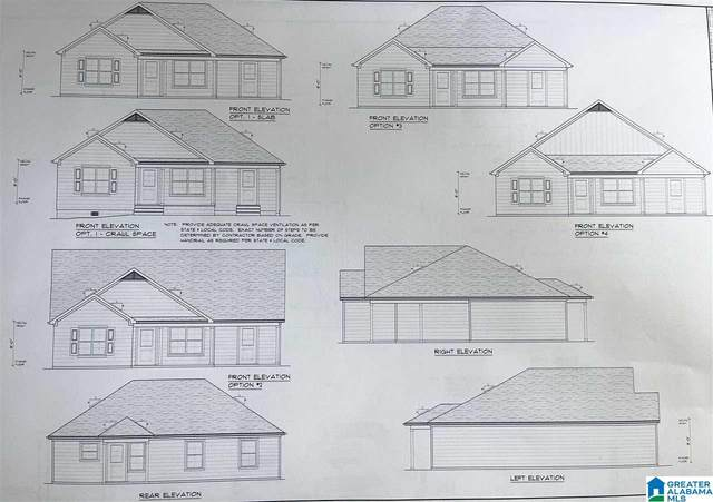 85 Trinity Lane, Oneonta, AL 35121 (MLS #1299397) :: Josh Vernon Group