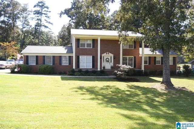 910 Cherokee Trail, Anniston, AL 36206 (MLS #1299473) :: Sargent McDonald Team