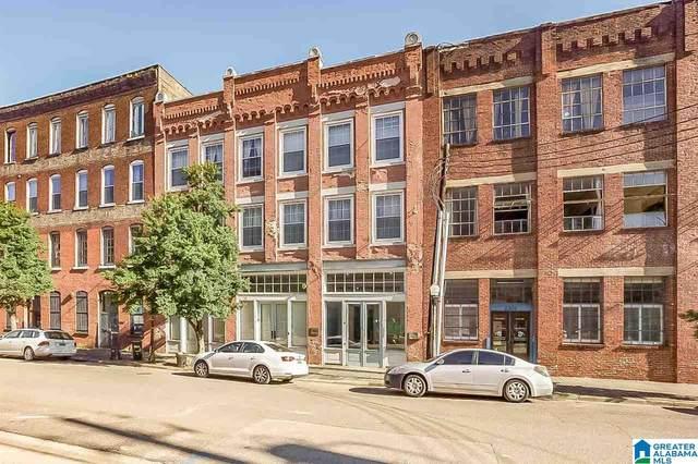 2301 Morris Avenue #311, Birmingham, AL 35203 (MLS #1299483) :: EXIT Magic City Realty