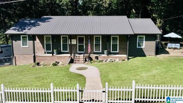 1841 Oakhill Drive, Cullman, AL 35055 (MLS #1299539) :: Kellie Drozdowicz Group