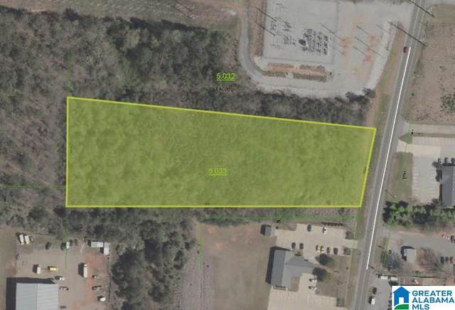 000 Hillyer Robinson Parkway 3.7 Ac, Anniston, AL 36207 (MLS #1299623) :: EXIT Magic City Realty