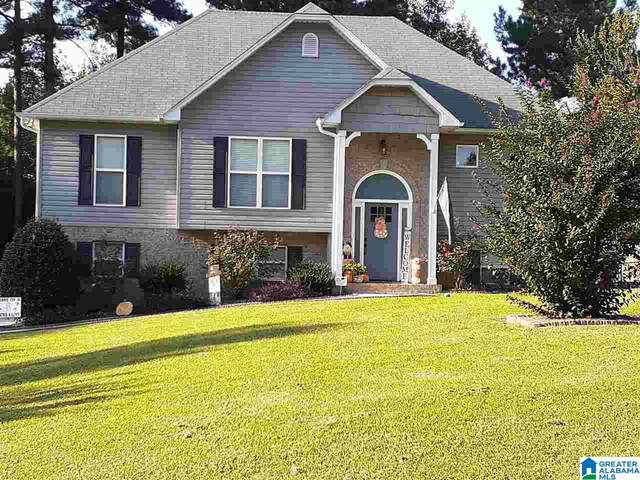 77 Parkwood Lane, Odenville, AL 35120 (MLS #1299760) :: Kellie Drozdowicz Group