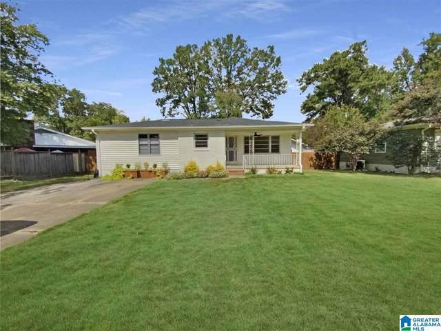 108 Ridgemoor Drive, Homewood, AL 35209 (MLS #1300002) :: Lux Home Group