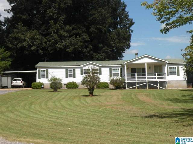 4330 Odens Mill Road, Sylacauga, AL 35151 (MLS #1300074) :: JWRE Powered by JPAR Coast & County