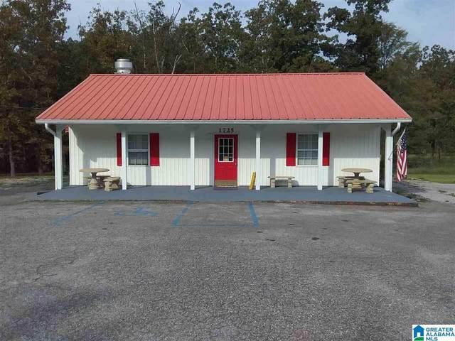 1725 Broadwell Mill Road, Jacksonville, AL 36265 (MLS #1300077) :: EXIT Magic City Realty