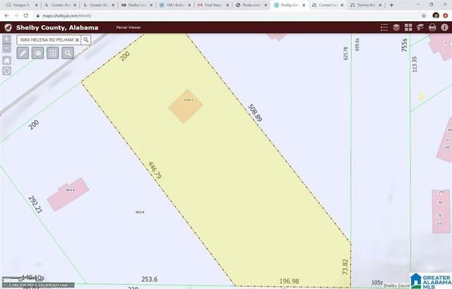 9064 Helena Road, Pelham, AL 35124 (MLS #1300158) :: Bailey Real Estate Group