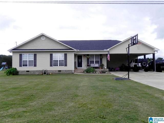130 Warren Drive, Weaver, AL 36277 (MLS #1300227) :: LIST Birmingham
