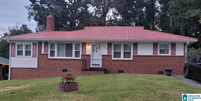 1509 Marguerite Avenue, Anniston, AL 36207 (MLS #1300321) :: LIST Birmingham