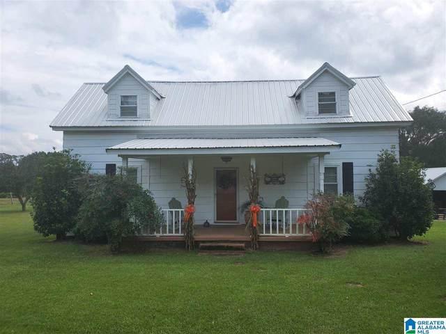 1901 County Road 40, Kellyton, AL 35089 (MLS #1300388) :: LIST Birmingham