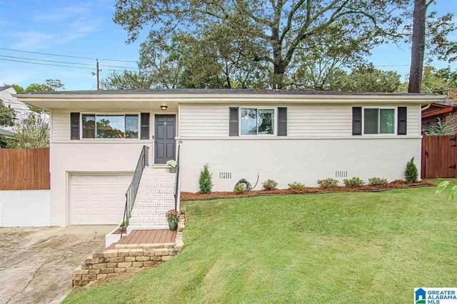 38 Shadow Lawn Drive, Homewood, AL 35209 (MLS #1300392) :: LocAL Realty