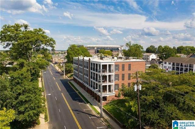 1501 University Boulevard #203, Tuscaloosa, AL 35401 (MLS #1300421) :: Josh Vernon Group