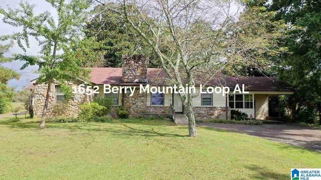 1652 Berry Mtn Loop, Blountsville, AL 35013 (MLS #1300609) :: JWRE Powered by JPAR Coast & County
