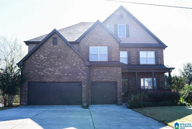 945 Brookhaven Drive, Odenville, AL 35120 (MLS #1300638) :: Josh Vernon Group