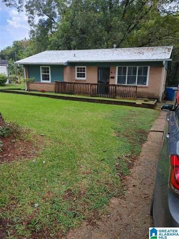 541 Lovelin Street, Midfield, AL 35228 (MLS #1300772) :: Lux Home Group