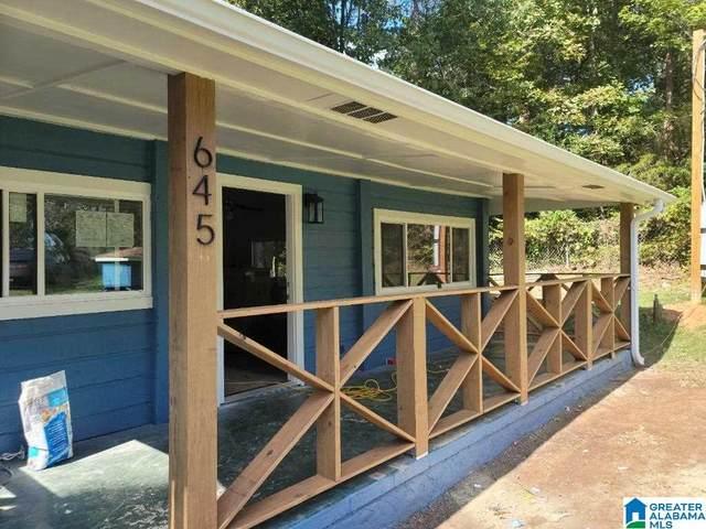 645 Annie Lee Road, Trussville, AL 35173 (MLS #1300797) :: Josh Vernon Group