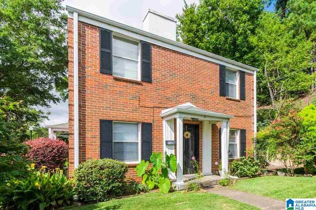 1740 Valley Avenue D, Homewood, AL 35209 (MLS #1300822) :: LIST Birmingham